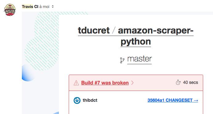 Comment j'automatise mes tests avec Pytest, Travis et Coveralls